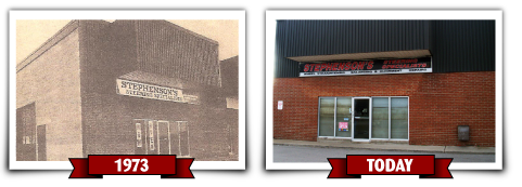 Serving Oshawa Since 1928